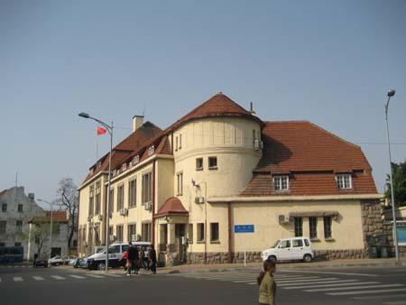 欧式别墅外观描写
